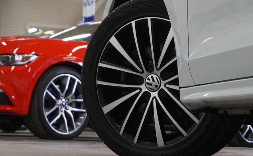 2014 Volkswagen Jetta 1.8 TSI Highline (cuir-toit ouvrant) #32