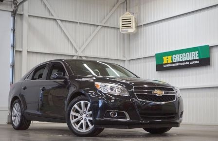 2013 Chevrolet Malibu 2LT (cuir-toit ouvrant) in Rimouski