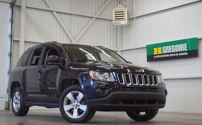 2011 Jeep Compass North Edition 4WD #0