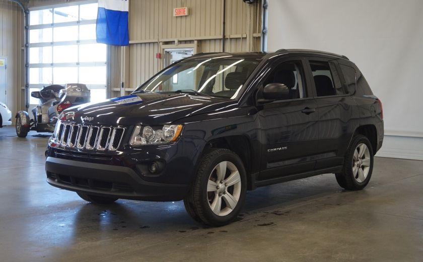 2011 Jeep Compass North Edition 4WD #2