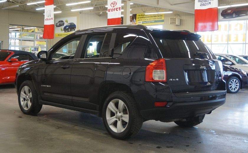 2011 Jeep Compass North Edition 4WD #4