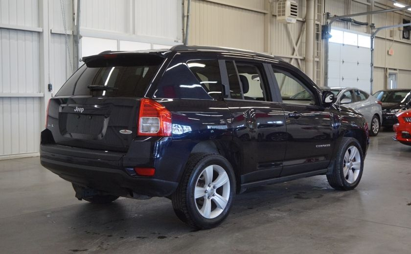 2011 Jeep Compass North Edition 4WD #6