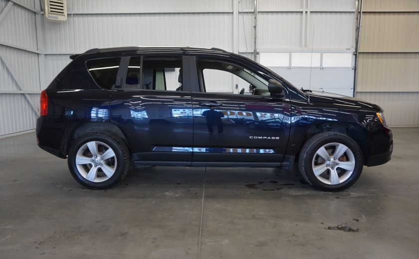 2011 Jeep Compass North Edition 4WD #7