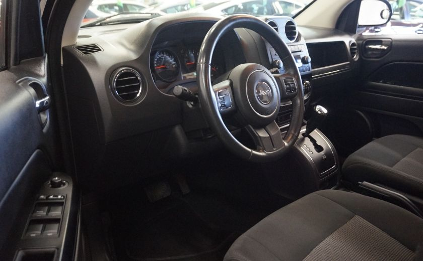 2011 Jeep Compass North Edition 4WD #8