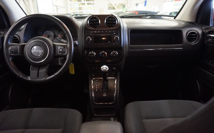 2011 Jeep Compass North Edition 4WD #10