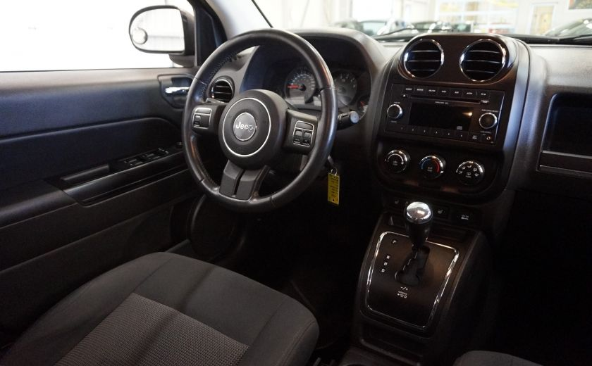 2011 Jeep Compass North Edition 4WD #11