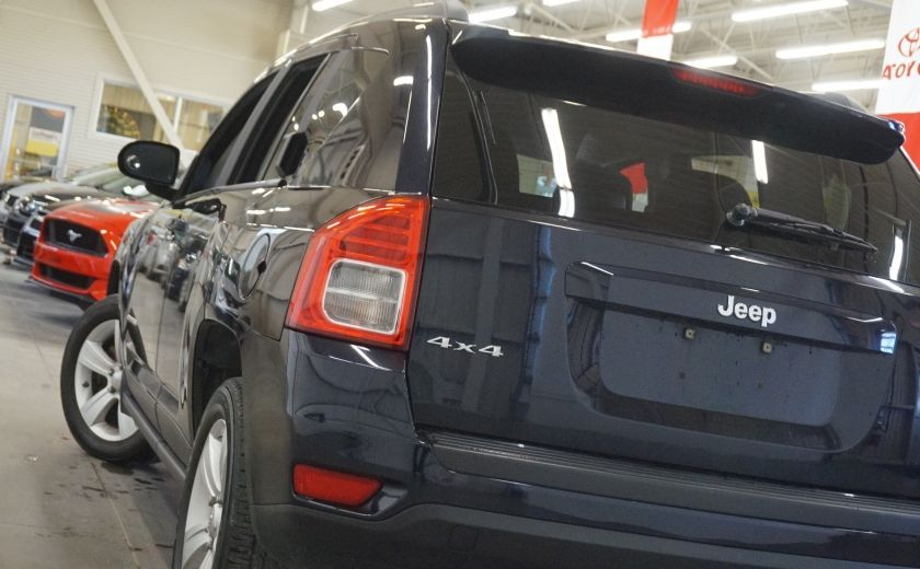 2011 Jeep Compass North Edition 4WD #30