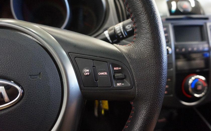 2012 Kia Forte SX (cuir-toit ouvrant) #13