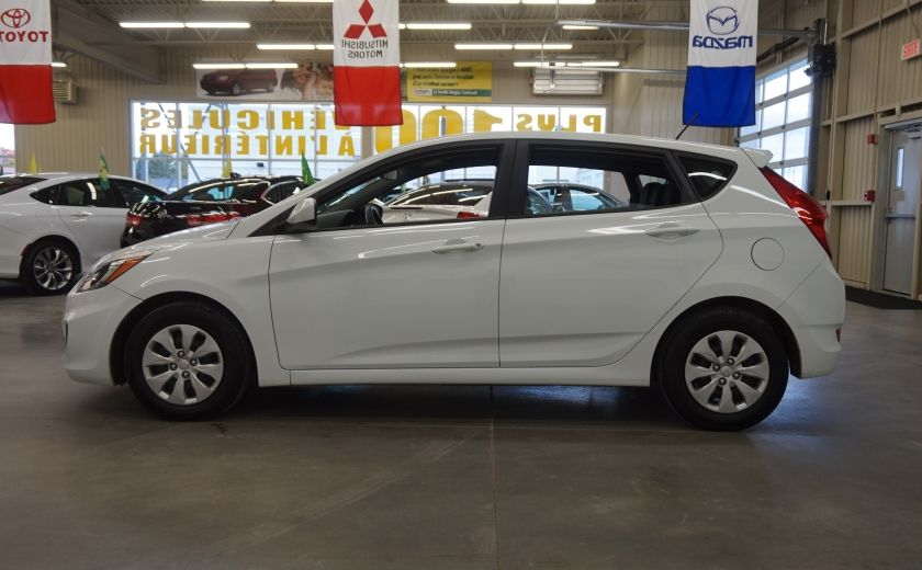 2015 Hyundai Accent GL #3