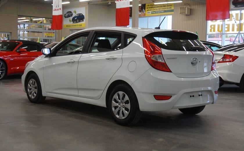 2015 Hyundai Accent GL #4