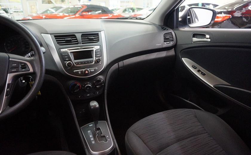 2015 Hyundai Accent GL #9