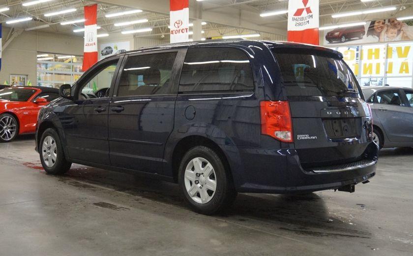2013 Dodge GR Caravan SE Stow'n Go #4