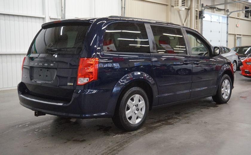 2013 Dodge GR Caravan SE Stow'n Go #6