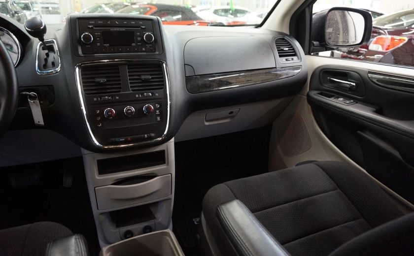 2013 Dodge GR Caravan SE Stow'n Go #9