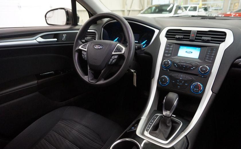 2016 Ford Fusion SE (caméra de recul) #11