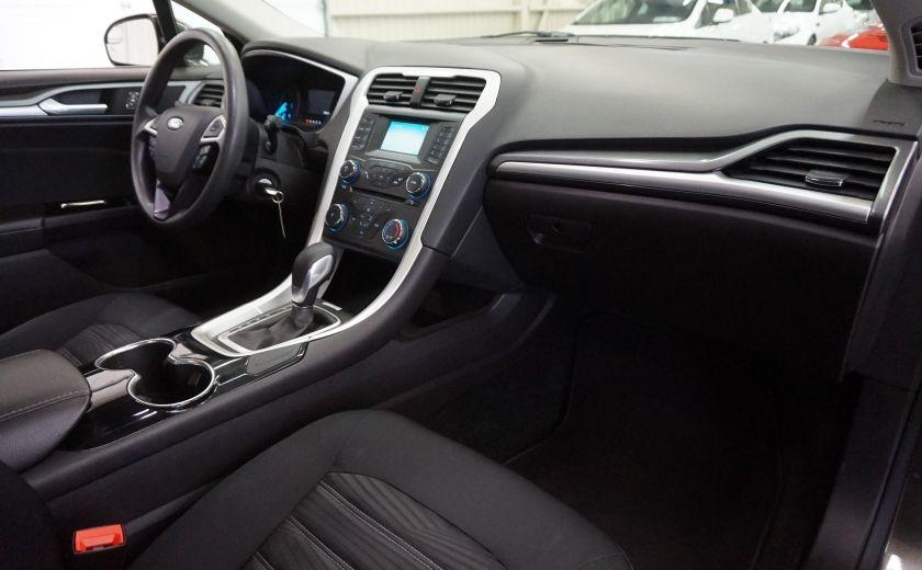 2016 Ford Fusion SE (caméra de recul) #28