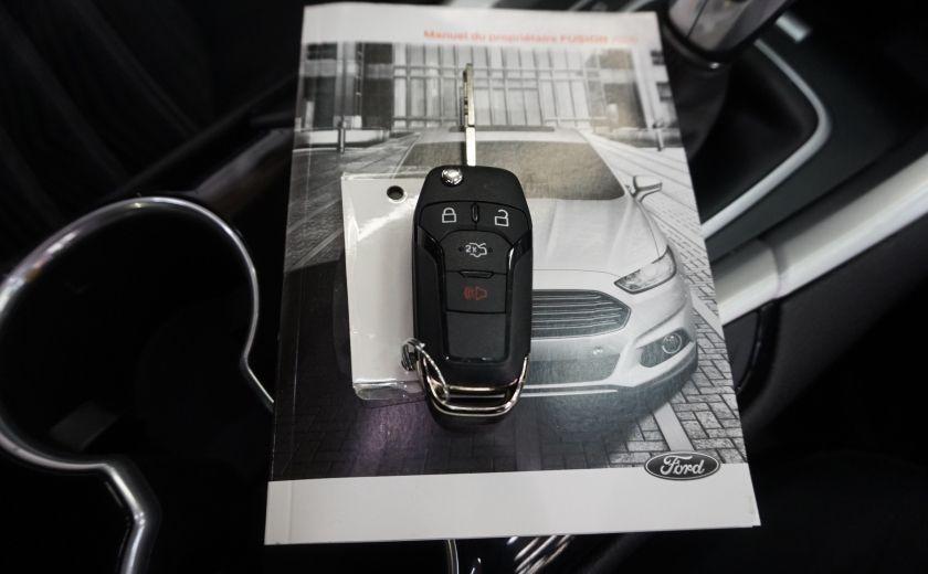 2016 Ford Fusion SE (caméra de recul) #29
