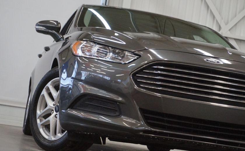 2016 Ford Fusion SE (caméra de recul) #31