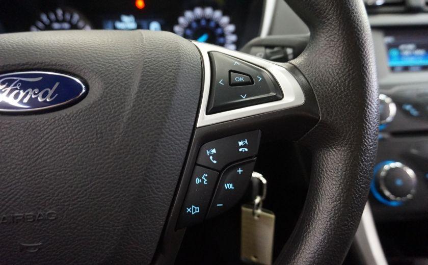 2016 Ford Fusion SE (caméra de recul) #13