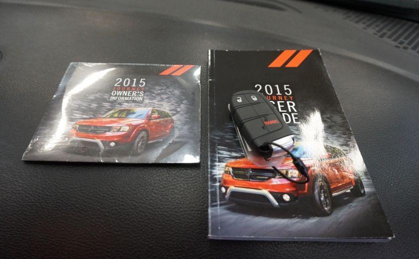 2015 Dodge Journey SXT 7 Places #30