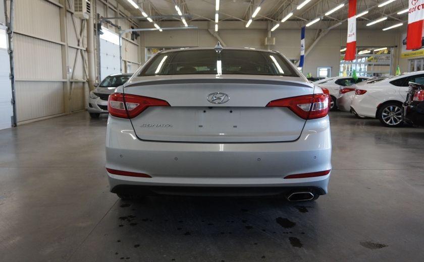 2016 Hyundai Sonata 2.4L GLS (caméra-toit-sonar) #5
