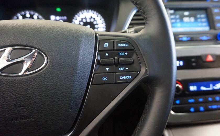 2016 Hyundai Sonata 2.4L GLS (caméra-toit-sonar) #13
