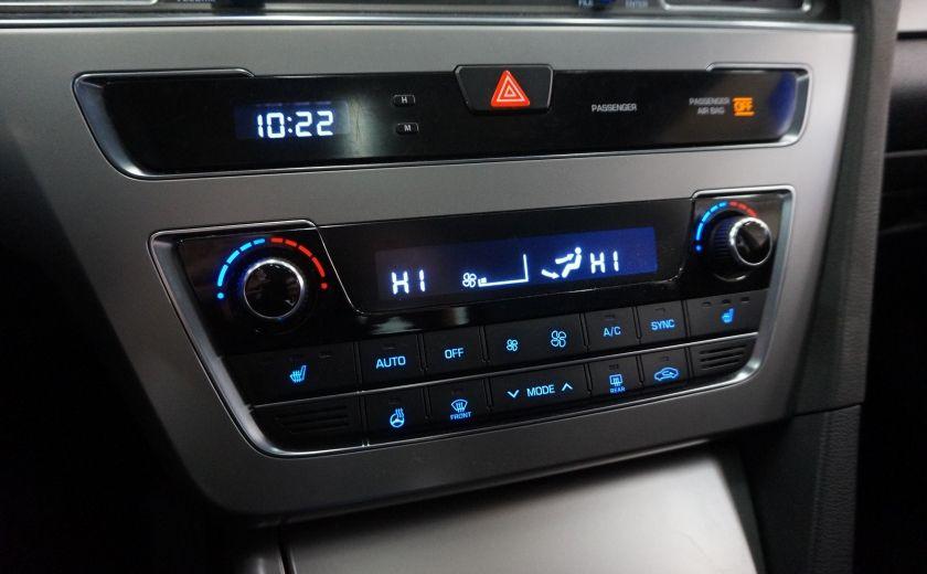 2016 Hyundai Sonata 2.4L GLS (caméra-toit-sonar) #17