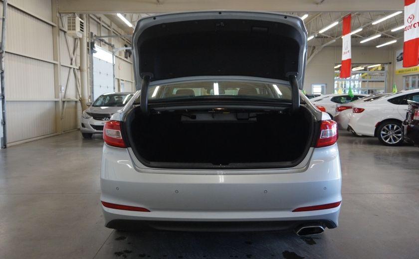 2016 Hyundai Sonata 2.4L GLS (caméra-toit-sonar) #25