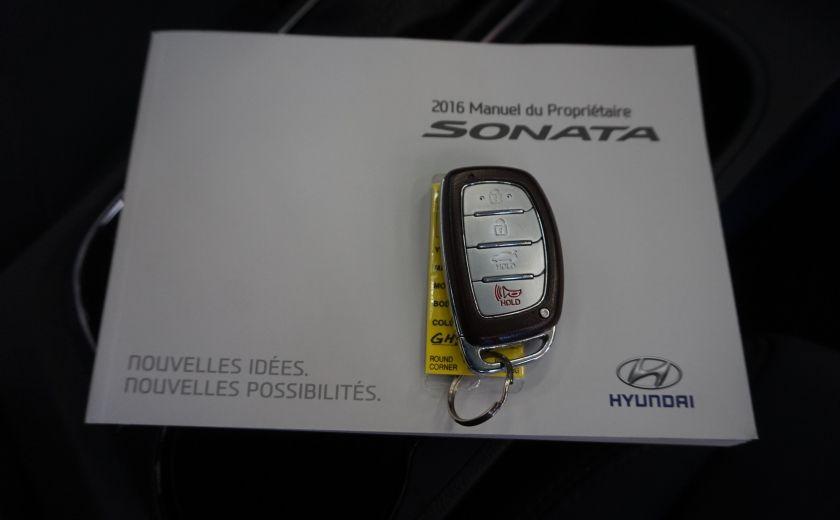 2016 Hyundai Sonata 2.4L GLS (caméra-toit-sonar) #31