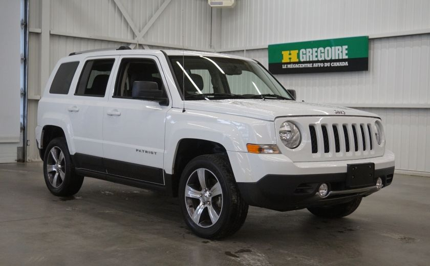 2016 Jeep Patriot High Altitude 4WD (toit ouvrant-cuir) #30
