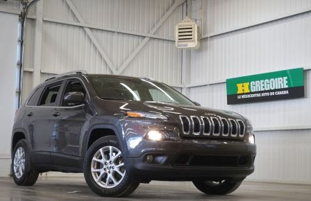 2014 Jeep Cherokee North 4WD (caméra-toit panoramique) à New Richmond