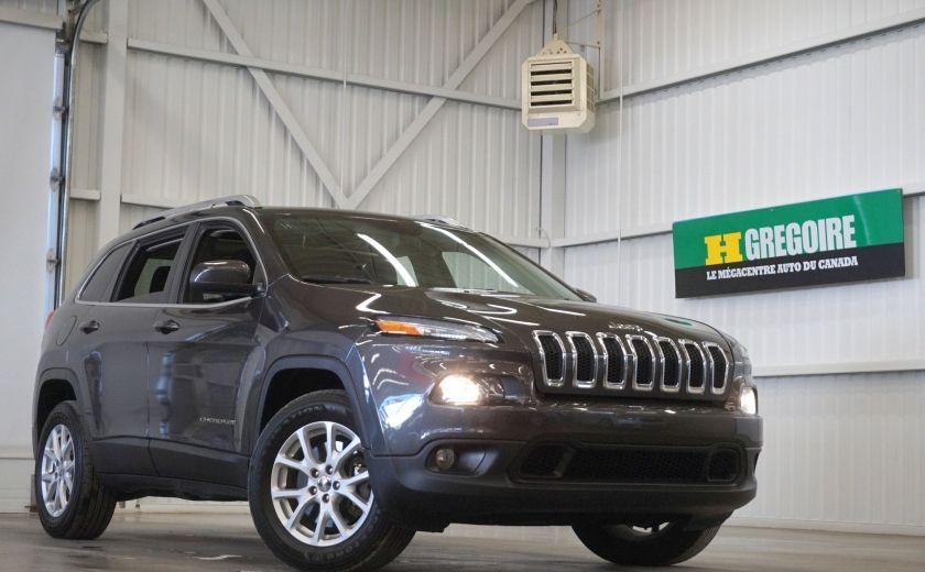2014 Jeep Cherokee North 4WD (caméra-toit panoramique) #0