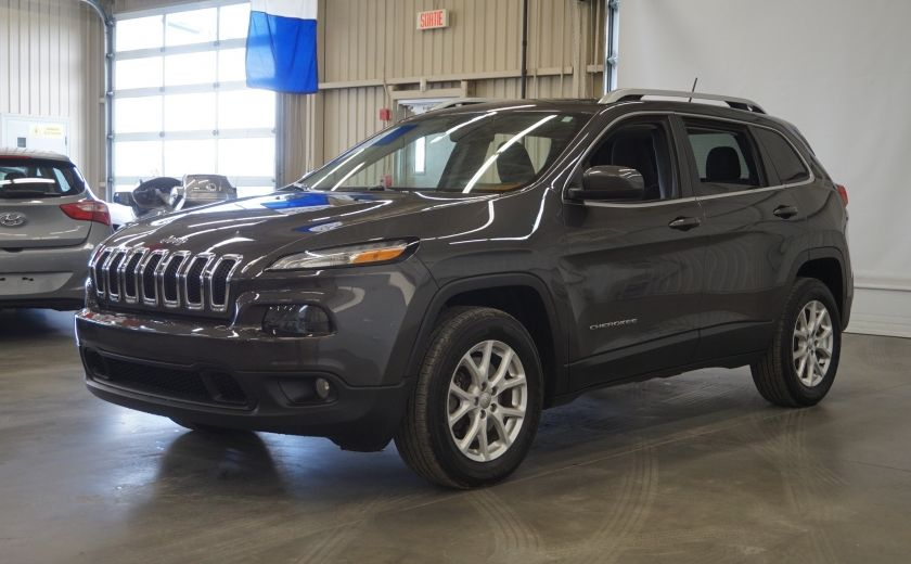 2014 Jeep Cherokee North 4WD (caméra-toit panoramique) #1