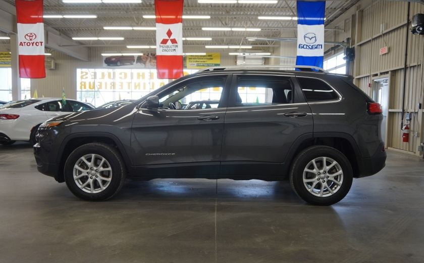 2014 Jeep Cherokee North 4WD (caméra-toit panoramique) #2