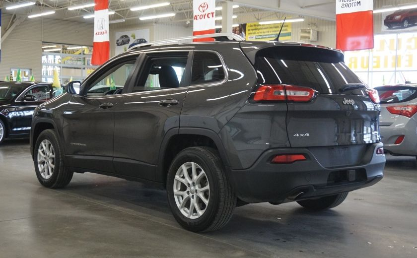 2014 Jeep Cherokee North 4WD (caméra-toit panoramique) #3
