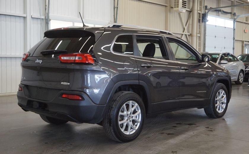 2014 Jeep Cherokee North 4WD (caméra-toit panoramique) #4