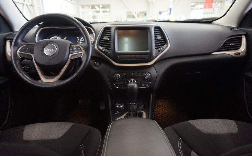 2014 Jeep Cherokee North 4WD (caméra-toit panoramique) #8