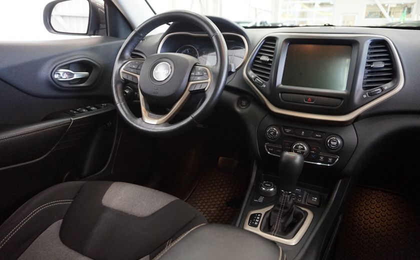 2014 Jeep Cherokee North 4WD (caméra-toit panoramique) #9