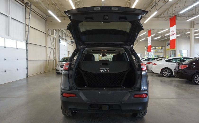 2014 Jeep Cherokee North 4WD (caméra-toit panoramique) #21