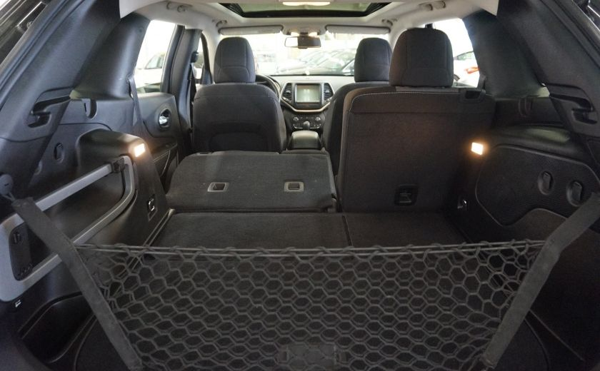 2014 Jeep Cherokee North 4WD (caméra-toit panoramique) #23