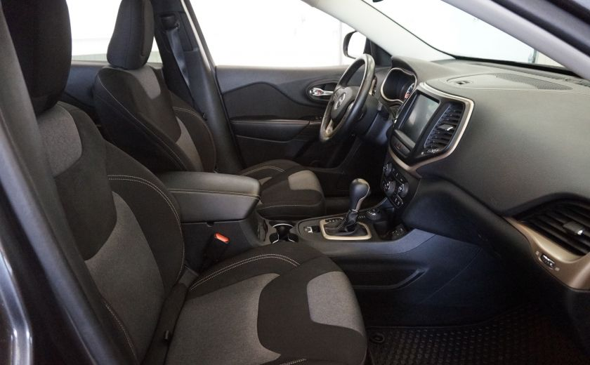 2014 Jeep Cherokee North 4WD (caméra-toit panoramique) #28