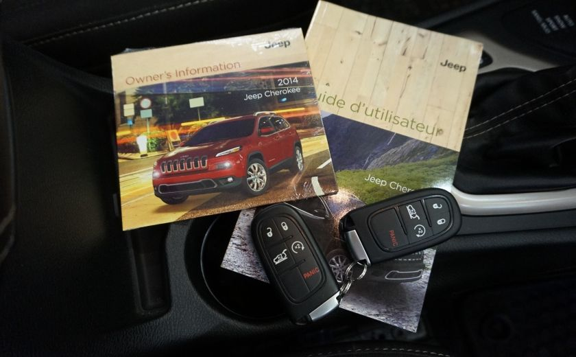 2014 Jeep Cherokee North 4WD (caméra-toit panoramique) #30