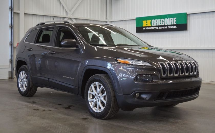 2014 Jeep Cherokee North 4WD (caméra-toit panoramique) #31