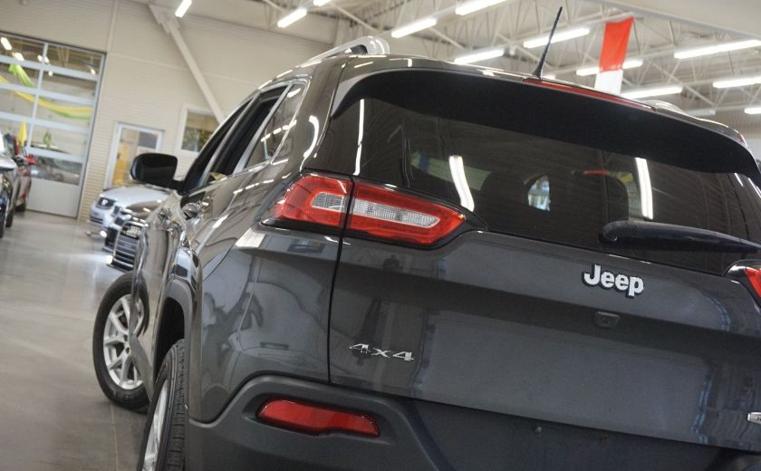 2014 Jeep Cherokee North 4WD (caméra-toit panoramique) #33