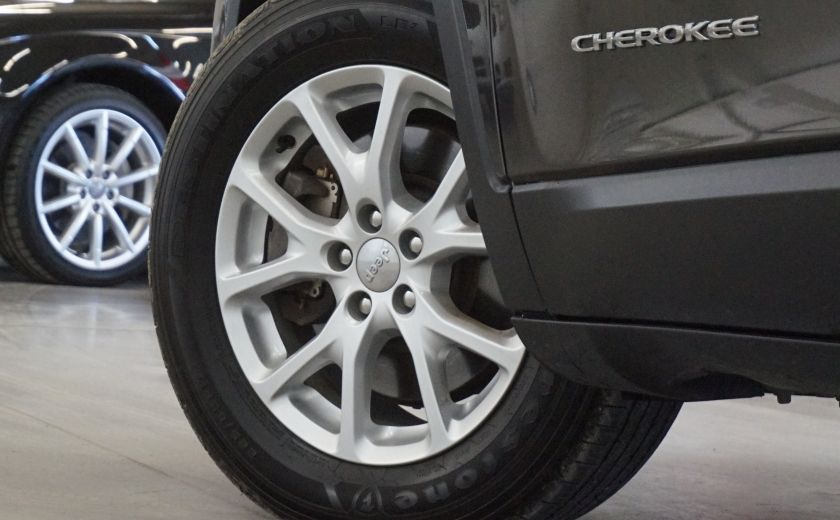 2014 Jeep Cherokee North 4WD (caméra-toit panoramique) #34