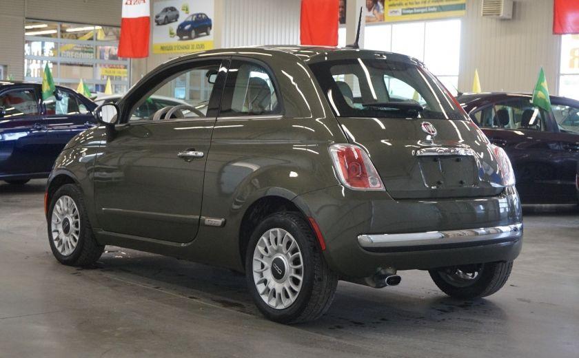 2015 Fiat 500 (cuir-toit ouvrant) #4