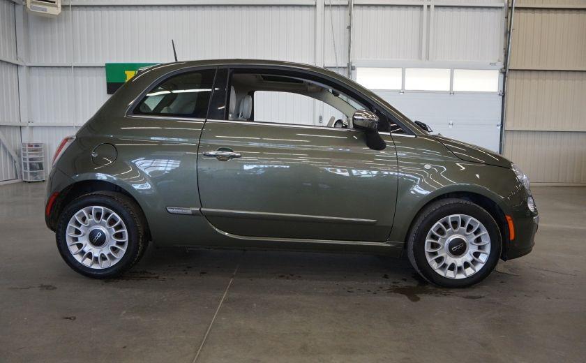 2015 Fiat 500 (cuir-toit ouvrant) #7