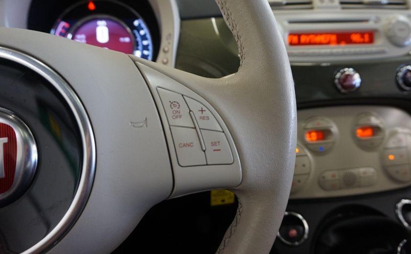 2015 Fiat 500 (cuir-toit ouvrant) #10