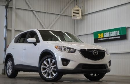 2013 Mazda CX 5 GT AWD (toit ouvrant-caméra) in New Richmond