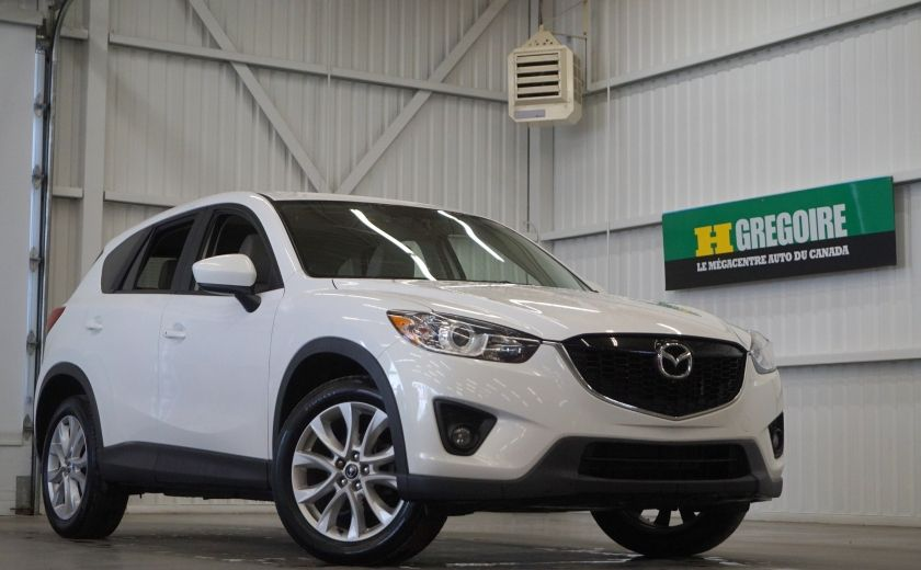 2013 Mazda CX 5 GT AWD (toit ouvrant-caméra) #0